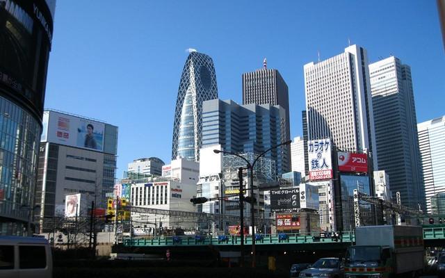日本自己游—东京印象