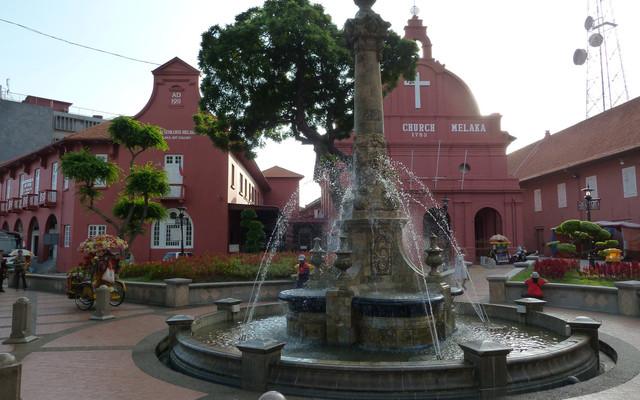 24小时新加坡,24小时马六甲之马六甲篇(2012年10月)