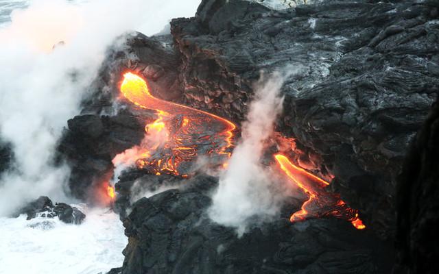 不仅仅只有大海,熔岩、星空、浮潜、徒步、美食,一个都不能少——2013.8夏威夷四岛游
