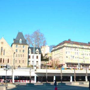 圣佛朗索瓦广场旅游景点攻略图