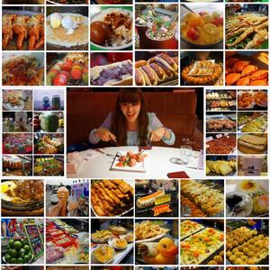 高雄游记图文-美食天堂,去过的台湾夜市