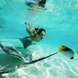 波拉波拉岛旅游图片