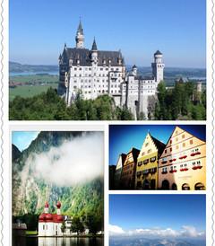 [德国游记图片] 那些年,在路上之童眼看德国(2013年夏悠游南德行)