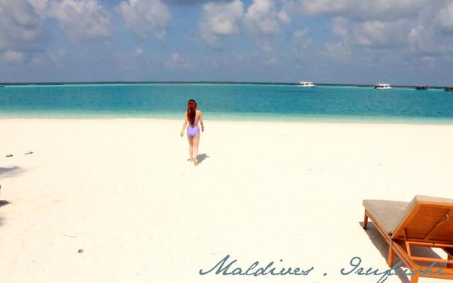 妞小姐 @ Maldives - Irufushi