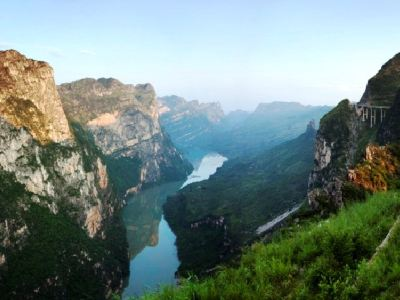 Beipanjiang Grand Canyon