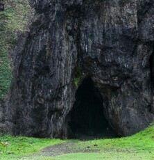 五孔洞旅游景点攻略图