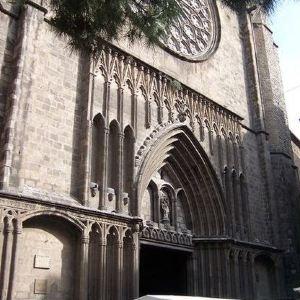 圣母玛丽亚教堂旅游景点攻略图