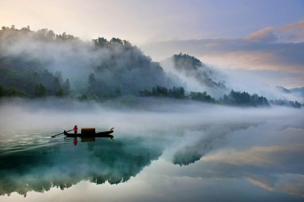 山水之间,漫步时光——东江湖行记