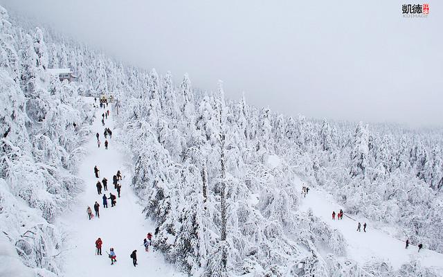 【加油站】【i旅行】 冰雪奇缘:峨眉山冬季旅行攻略