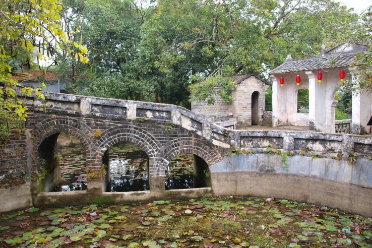 謝魯山莊風景名勝區2