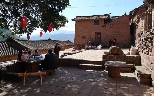 云南之旅——寻找原生态文化