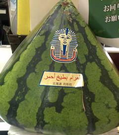 [大吉岭游记图片] 日本的各式水果,心形西瓜