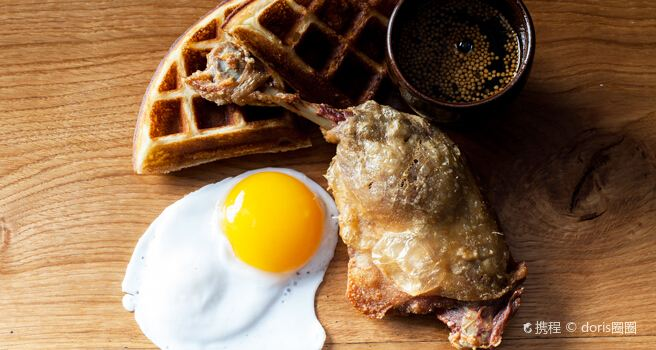 Duck and Waffle1