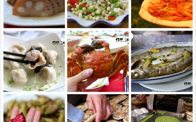 苏州吴江:秋天的吴越美食之旅