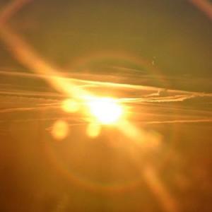 埃塞俄比亚游记图文-飞机上的天空,窗外异常的美丽