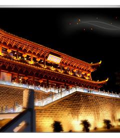 [福州游记图片] [福州]手绘地图上的旅行