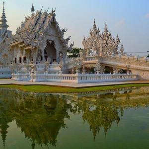 清迈游记图文-150天的旅行-泰国14日南北游