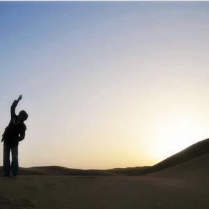中卫游记图文-【塞上江南】壮丽西部风光-宁夏4日游(银川、中卫、沙坡头)