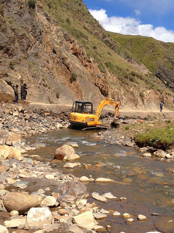 川藏北線-8天-2370公里 因為一首歌,愛上一片土地