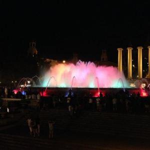 魔幻喷泉旅游景点攻略图