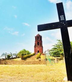 [吕宋岛游记图片] 缤纷菲律宾之玩转吕宋岛系列,D8-Bantay Church-Bantay Bell Tower