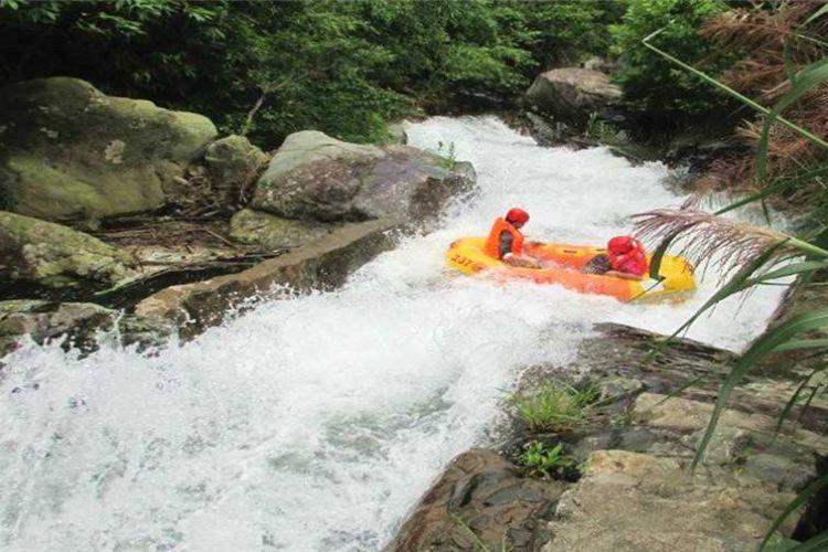 Ganjiangyuan Drifting2