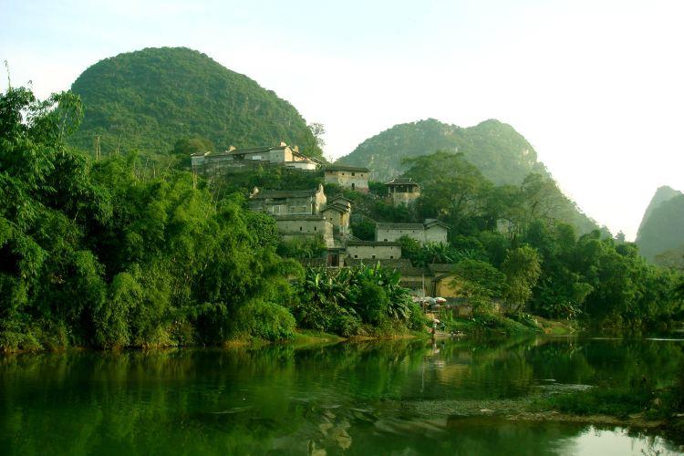 Yingxi Fenglin Corridor2