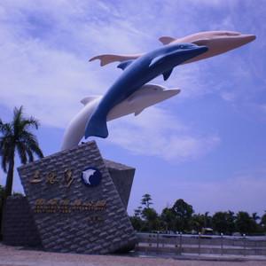 钦州游记图文-我和好朋友的南海之滨--钦州两日游