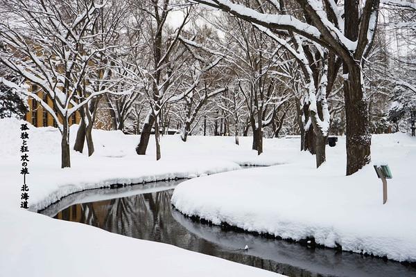 孤独と狂欢の旅——北海道