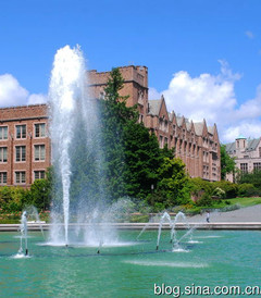 [西雅图游记图片] 畅游美国(七)自助游(2)西雅图华盛顿大学,公交隧道,轻轨,波音博物馆