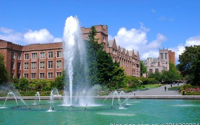 畅游美国(七)自助游(2)西雅图华盛顿大学,公交隧道,轻轨,波音博物馆