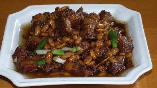 竹莊農家菜