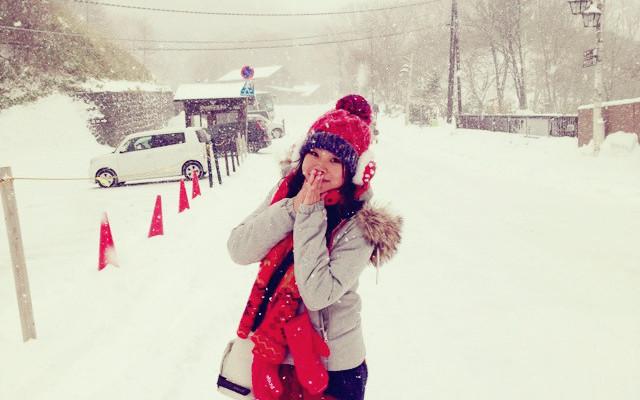最美的冬天-遇上北海道