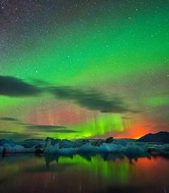 [冰岛游记图片] 捕捉绿狐的尾巴——极光美图与拍摄经验分享