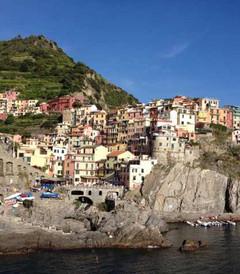 [利古里亚大区游记图片] 一路走来的风景——意大利巴黎深度游之欢乐五渔村