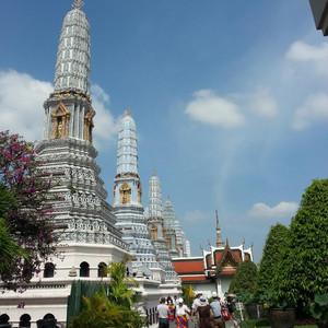 是拉差游记图文-泰国行之曼谷、芭提雅 订单号804679220 曼、芭6日团队游·一晚升级五星酒店 纯玩