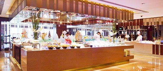 Wyndham Grand Plaza Royale Furongguo Changsha Lobby Lounge