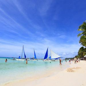 菲律宾游记图文-#考察员游记#菲长视角——旅居长滩岛MM眼中的长滩岛:菲比寻长 律动白滩 宾纷靓岛