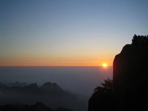 07年冬日黄山游记(之二)