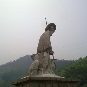 富春江游记图文-严子陵钓台的遐想