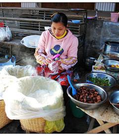 [缅甸游记图片] 飘飞在瑞丽和缅甸间