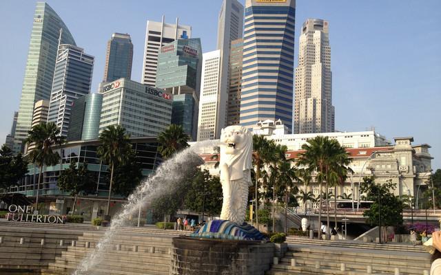 走马观花新加坡、马来西亚5天团队游
