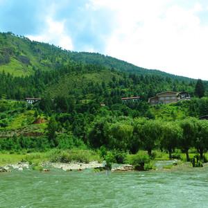 不丹游记图文-不丹的帕罗宗