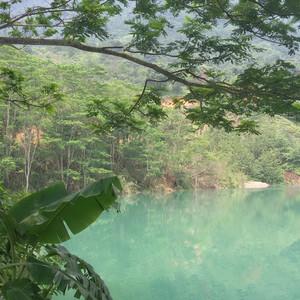 从化区游记图文-#旅行摄影大展#【广东 增城】探访白水寨,瀑布?登山?天池?
