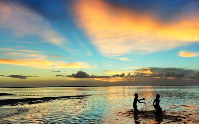 毛里求斯9天7晚自由行----游荡在天堂的原乡