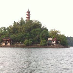 岳池翠湖旅游景点攻略图