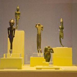马德里国立考古博物馆旅游景点攻略图