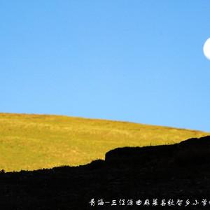 曲麻莱游记图文-青海、甘肃深度探访-曲麻莱 在秋智乡被野狗追咬