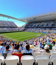 [巴西游记图片] 魅力巴西-激情圣保罗,世界杯期间的巴西天天都是狂欢节,继续有奖征集错别字