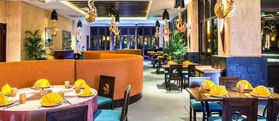 Thai Restaurant (Sanya Bay Mangrove Tree Resort)